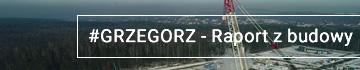 Szyb Grzegorz raport z budowy